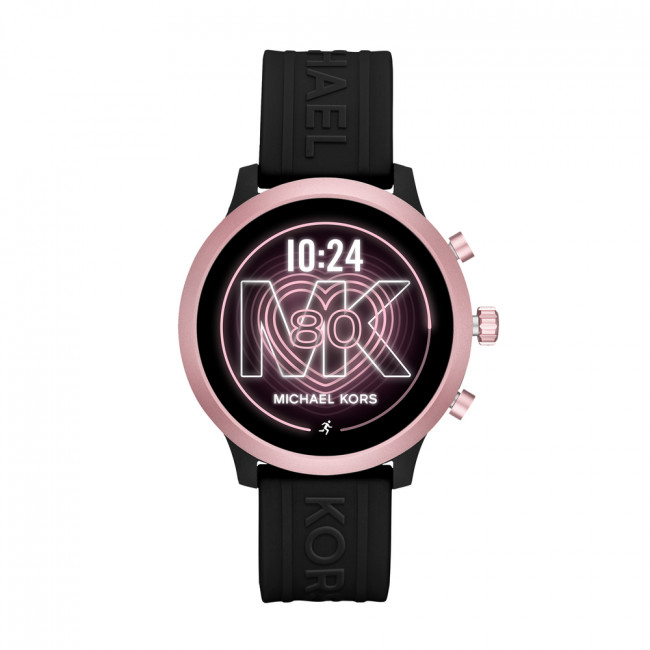 Smart hodinky MICHAEL KORS - Acces MKT5111 Black/Pink