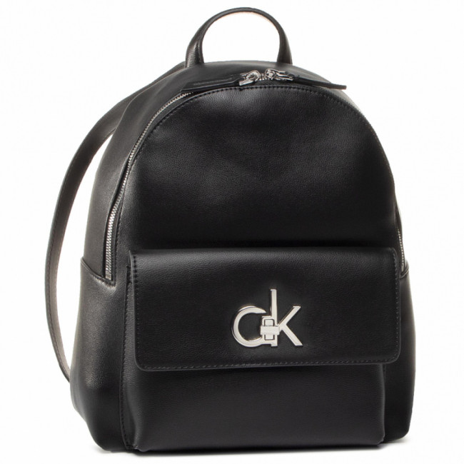Ruksak CALVIN KLEIN - Re-Lock Backpack Sm K60K606336 BAX