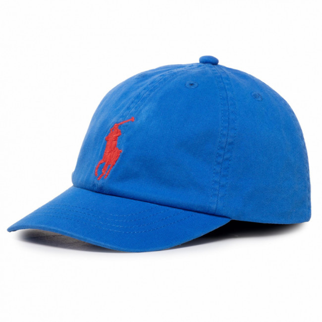 Šiltovka POLO RALPH LAUREN - Big Pp Cap 323785654002  Blue