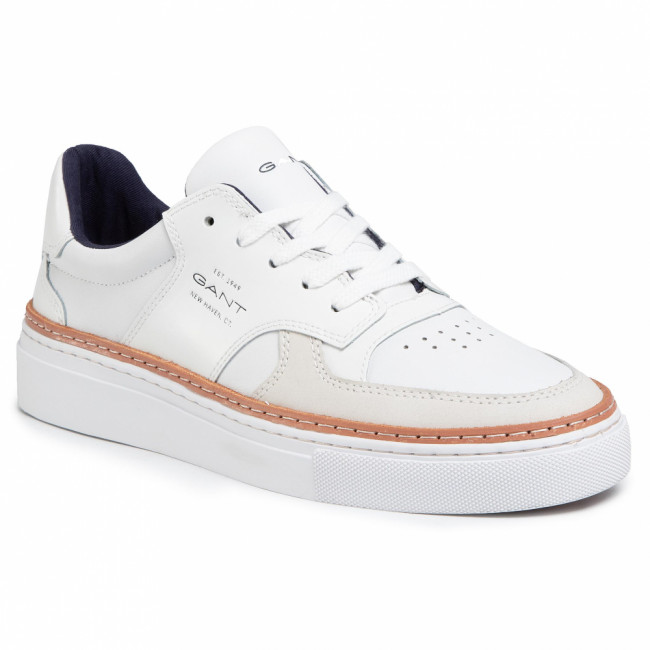 Sneakersy GANT - Mc Julien 20631493 Bright White G290