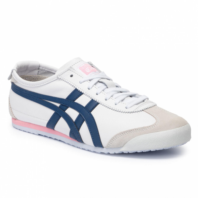 Sneakersy ONITSUKA TIGER - Mexico 66 1182A078 White/Independence Blue 104