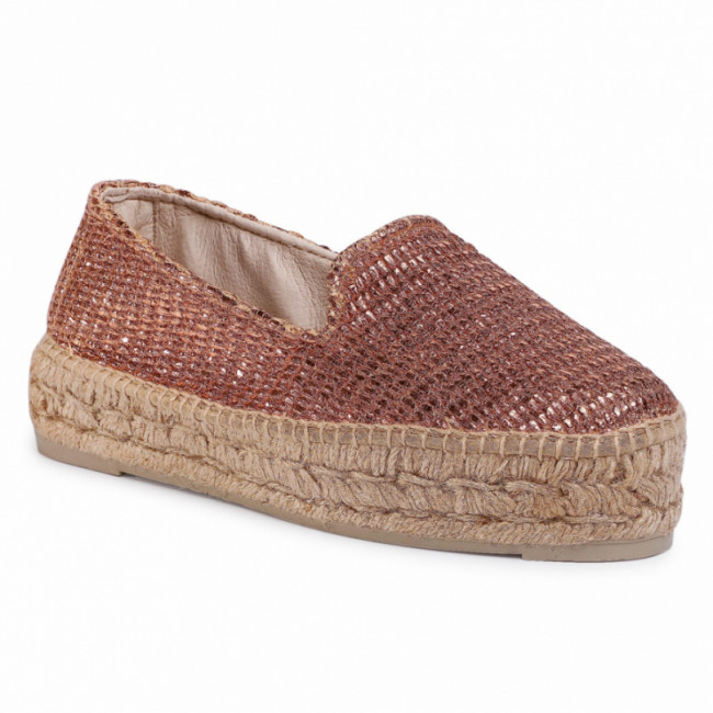Espadrilky MANEBI - Slippers D F 0.2 D0 Rose Gold
