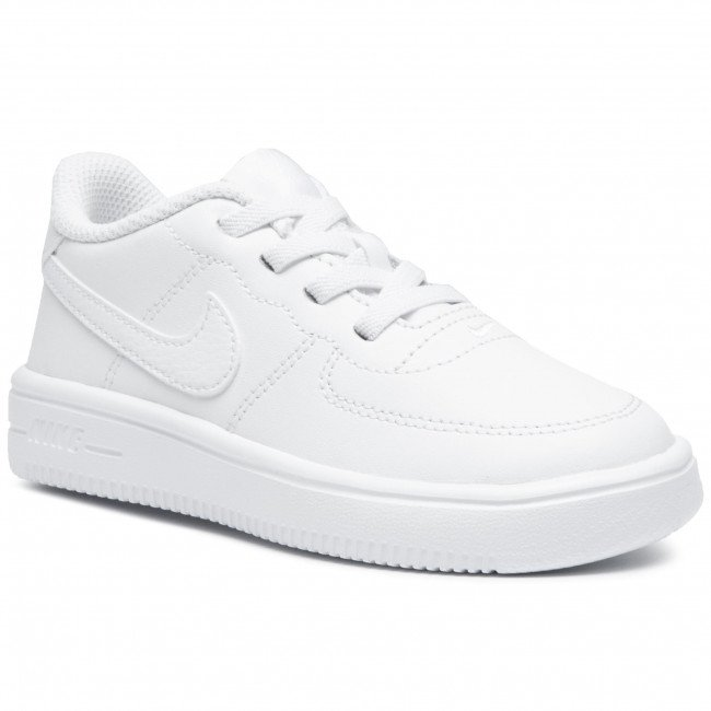 Topánky NIKE - Force 1 '18 (Td) 905220 100 WhiteWhite