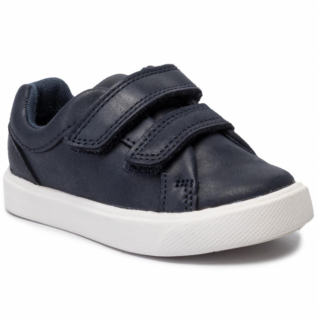 Sneakersy CLARKS - City OasisLo T 261405017  Navy