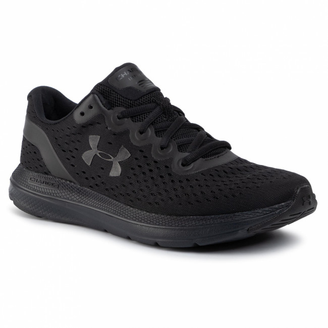 Topánky UNDER ARMOUR - Ua Charged Impulse 3021950-003 Blk