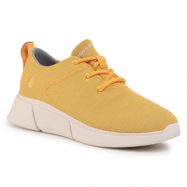 Sneakersy HUSH PUPPIES - Makenna Laceup HW06599 Golden Rod Knit 720