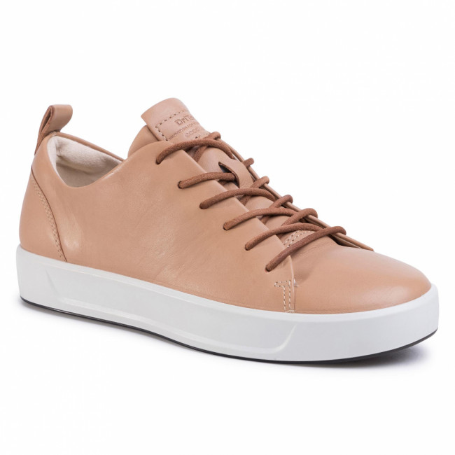 Sneakersy ECCO - Soft 8 45093301343  Latte