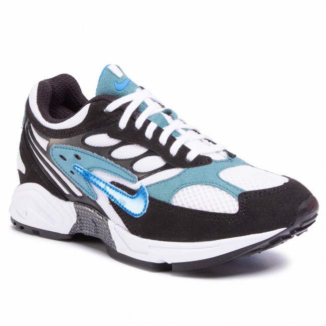Topánky NIKE - Nike Air Ghost Racer AT5410 004 Black/Photo Blue/Mineral Teal