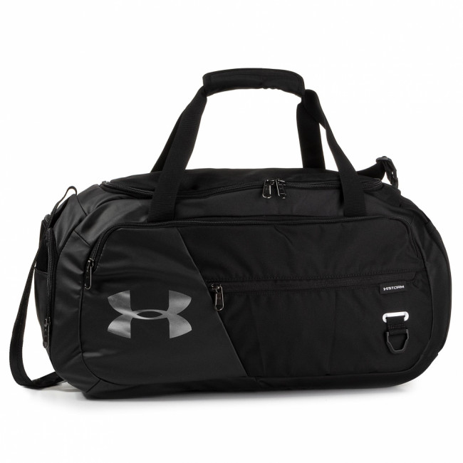 Taška UNDER ARMOUR - Undeniable Duffel 4.0 SM 1342656-001 Black