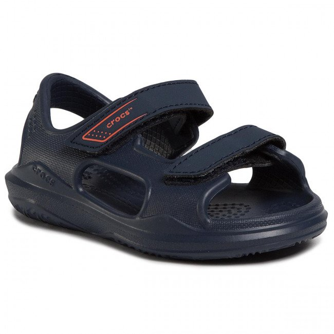 Sandále CROCS - Swiftwater Expedition Sandal K 206267 Navy/Navy