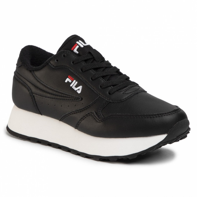 Sneakersy FILA - Orbit Zeppa L 1010311.25Y Black