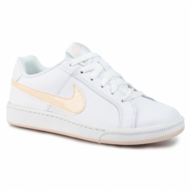 Topánky NIKE - Court Royale 749867 113 White/Guava Ice