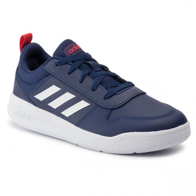 Topánky adidas - Tensaur K EF1087 Dkblue/Ftwwht/Actred1