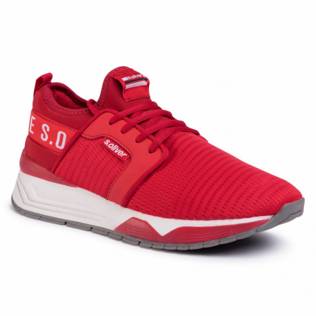 Sneakersy S.OLIVER - 5-13639-24 Red 500
