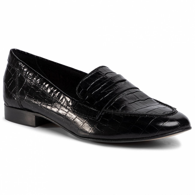 Poltopánky GINO ROSSI - A43547 Black