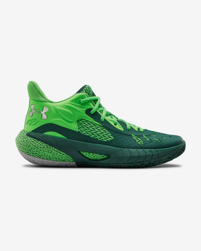 Under Armour HOVR™ Havoc 3 Basketball Tenisky Zelená