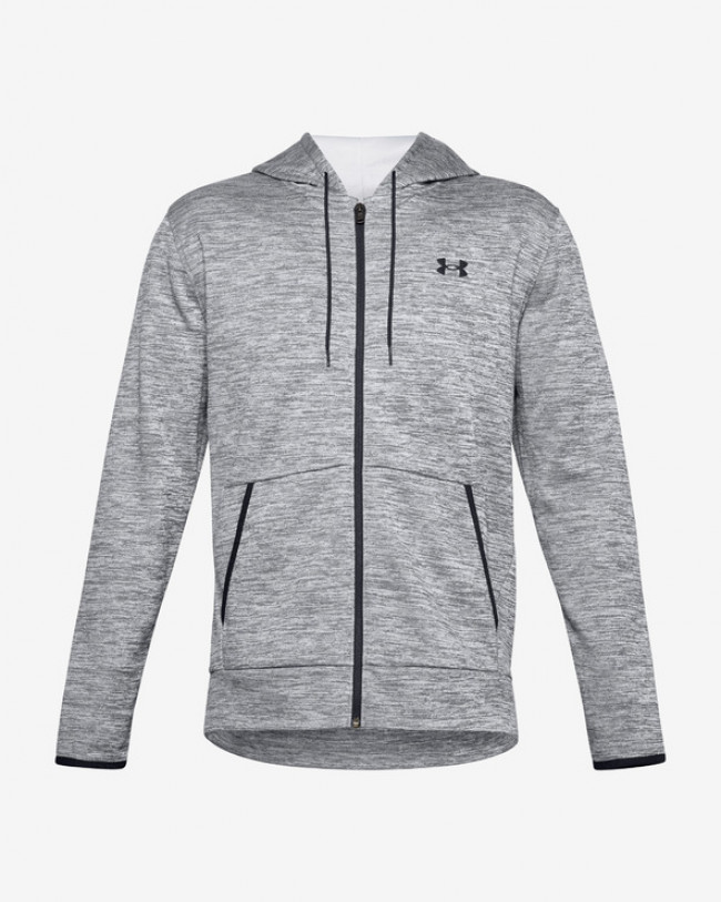 Under Armour Armour Fleece Mikina Šedá