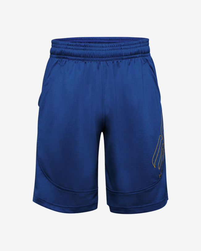 Under Armour SC30™ Underrated Kraťasy Modrá