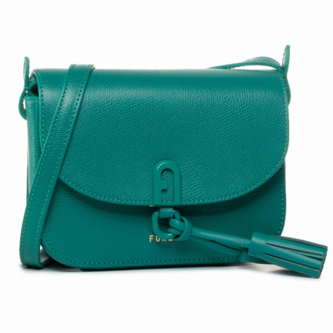 Kabelka FURLA - Furla 1927 BAEQACO-ARE000-D7D00-1-020-20-IT-B Smeraldo i