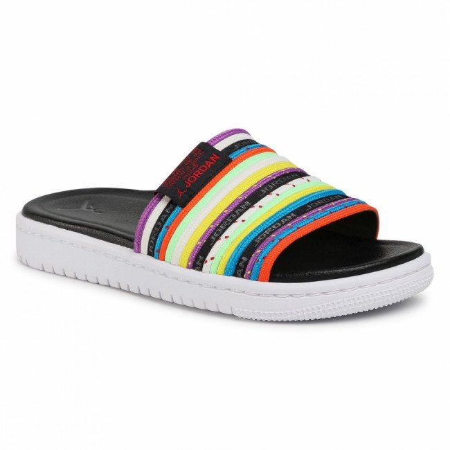 Šľapky NIKE - Jordan Modero 2 Slide Vp CU2708 901 Multicolor/Gym Red/White
