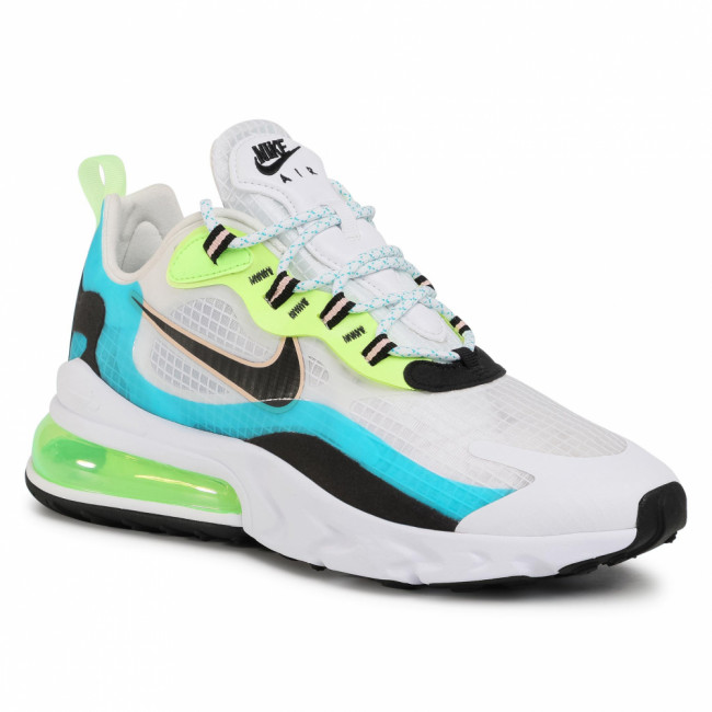 Topánky NIKE - Air Max 270 React Se CT1265 300 Oracle Aqua/Black/Ghost Green