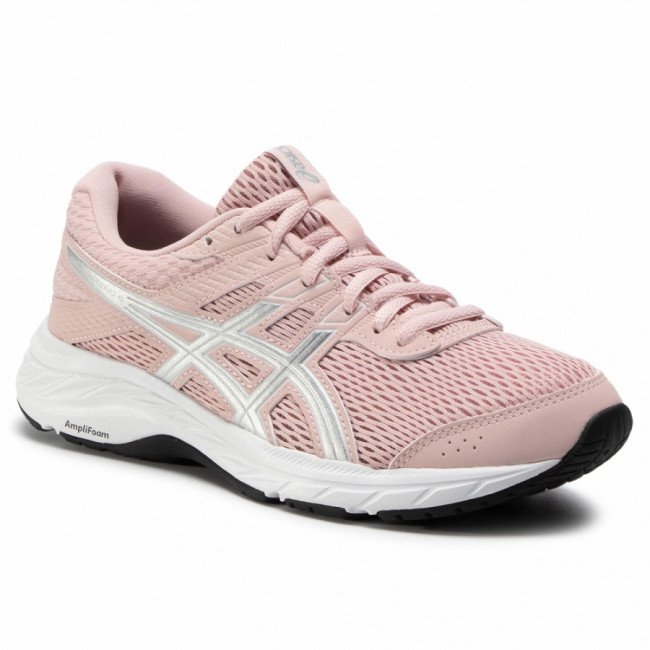 Topánky ASICS - Gel-Contend 6 1012A570  Ginger Peach/White 702