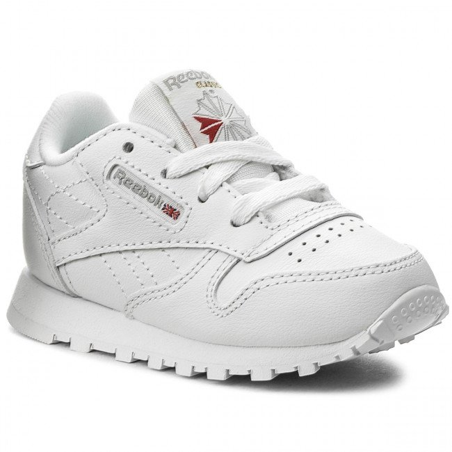 Topánky Reebok - Classic Leather Infants 50192 White