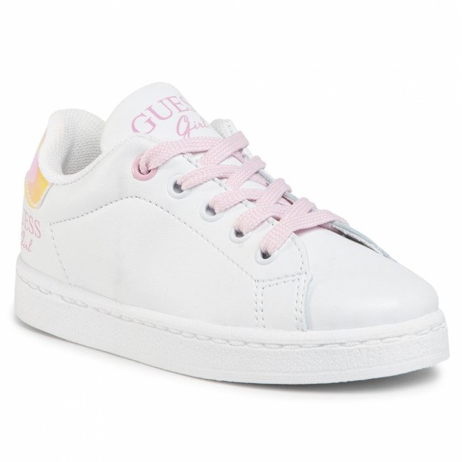 Sneakersy GUESS - Lucy FI7LUC ELE12 WHITE