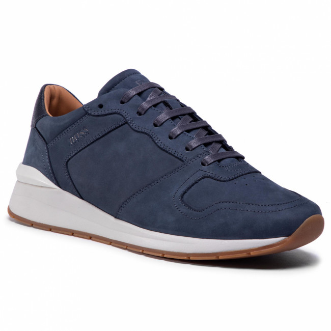 Sneakersy BOSS - Element 50432832 10227353 01 Navy 410