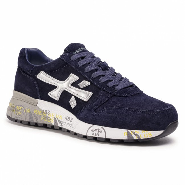 Sneakersy PREMIATA - Mick 4016 Blue