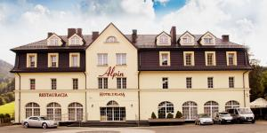 Hotel Alpin*** so skvelou polohou v centre,