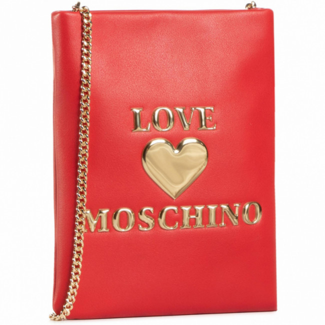 Kabelka LOVE MOSCHINO - JC4058PP1BLE0500 Rosso
