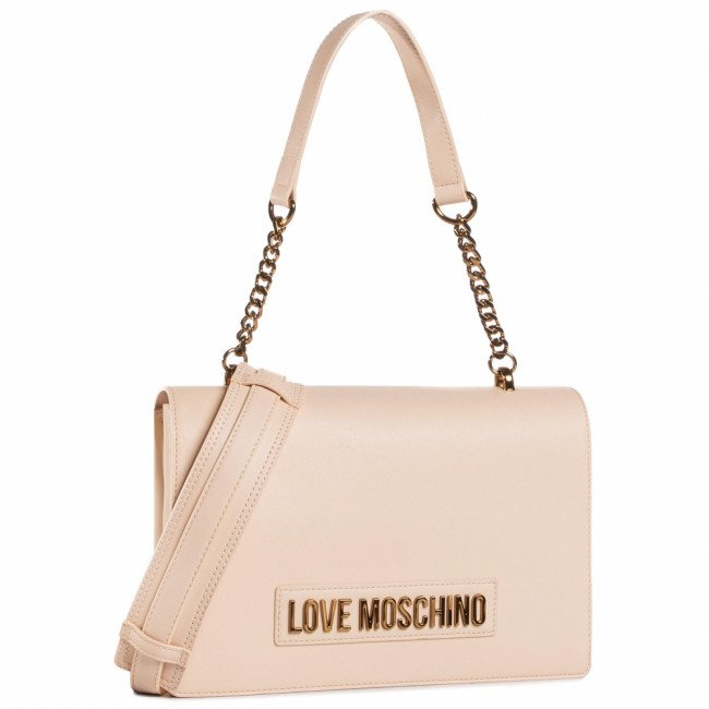 Kabelka LOVE MOSCHINO - JC4064PP1BLK0107 Naturale
