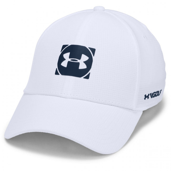 Šiltovka Under Armour Men's Official Tour Cap 3.0-WHT