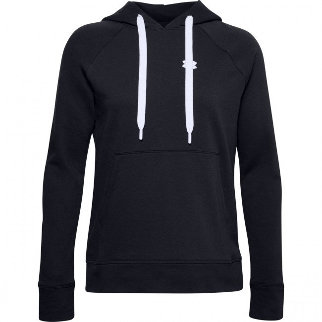 Mikina Under Armour UA Rival Terry PO HOODIE-BLK