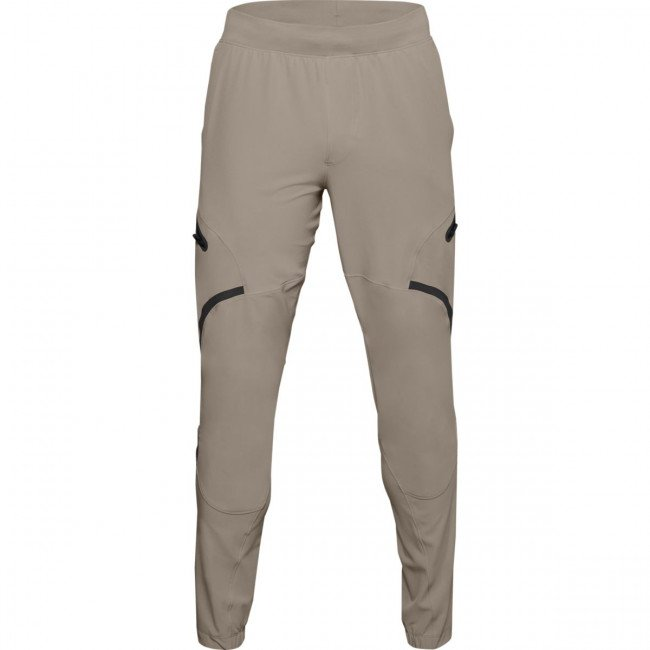Nohavice Under Armour UNSTOPPABLE CARGO PANTS-BRN