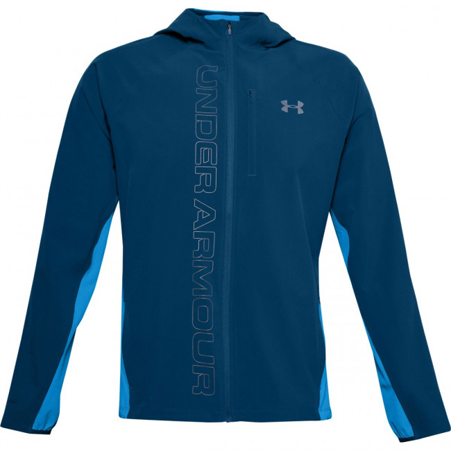 Bunda Under Armour M UA Qualifier OutRun the STORM Jacket-B