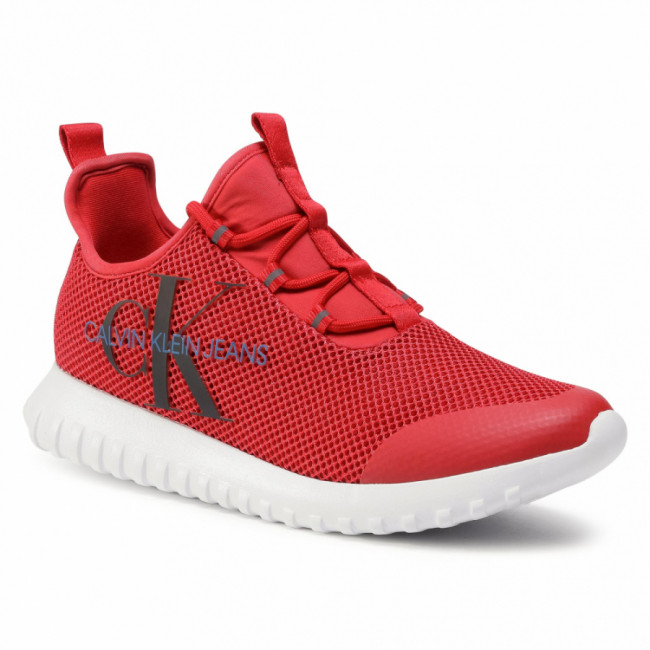 Sneakersy CALVIN KLEIN JEANS - Reiland B4S0707 Racing Red