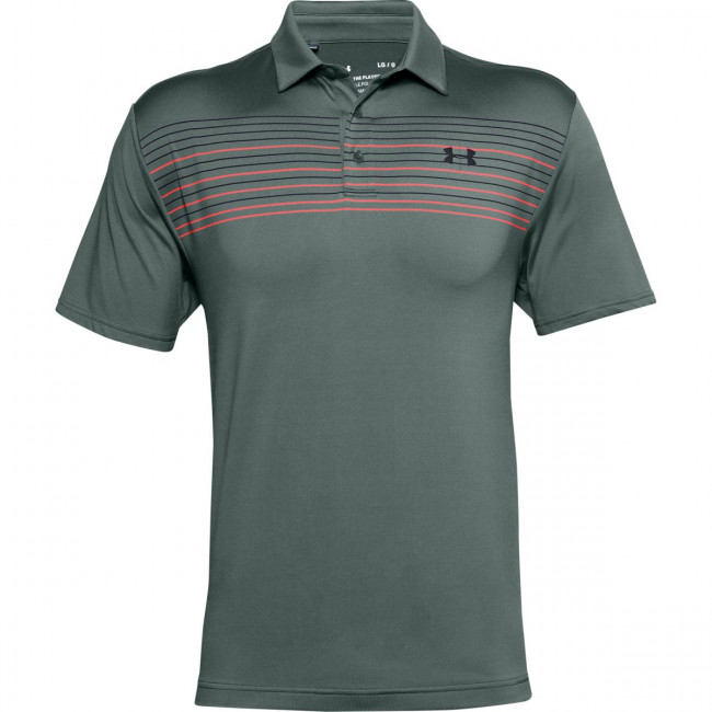 Tričko Under Armour UA Playoff Polo 2.0-BLU