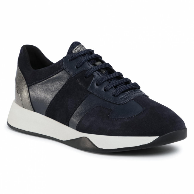 Sneakersy GEOX - D Suzzie B D94FRB 08522 C4002 Navy