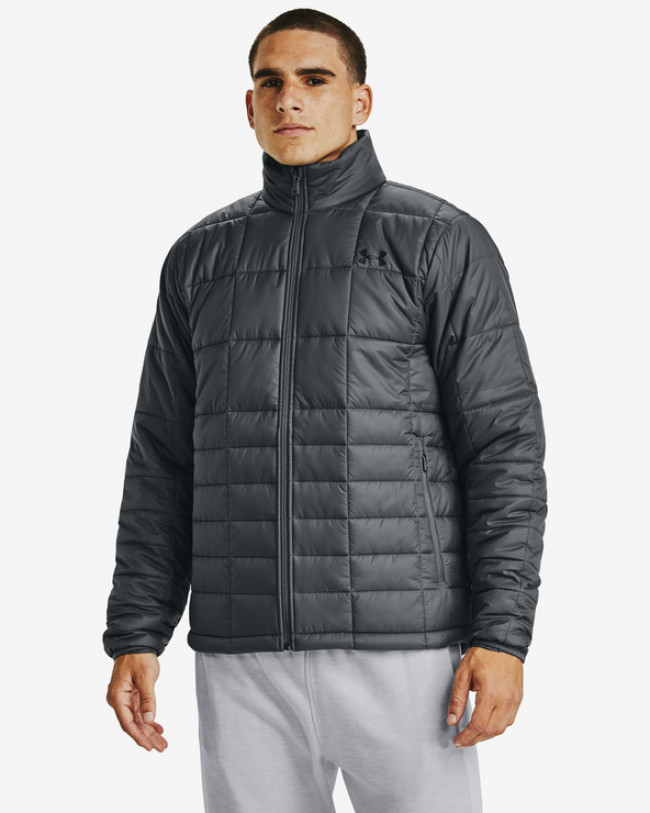 Under Armour Insulated Bunda Šedá