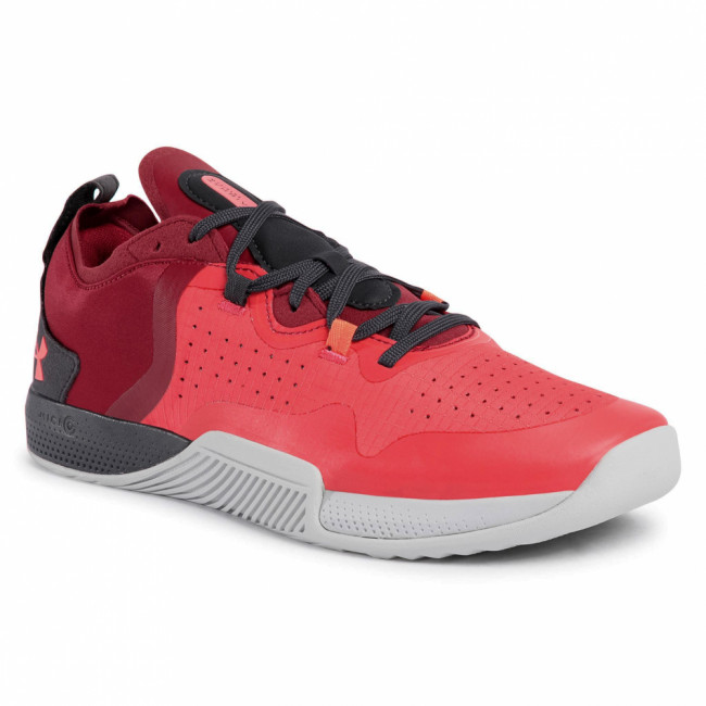 Topánky UNDER ARMOUR - Ua Tribase Thrive 2 3023011-600 Red