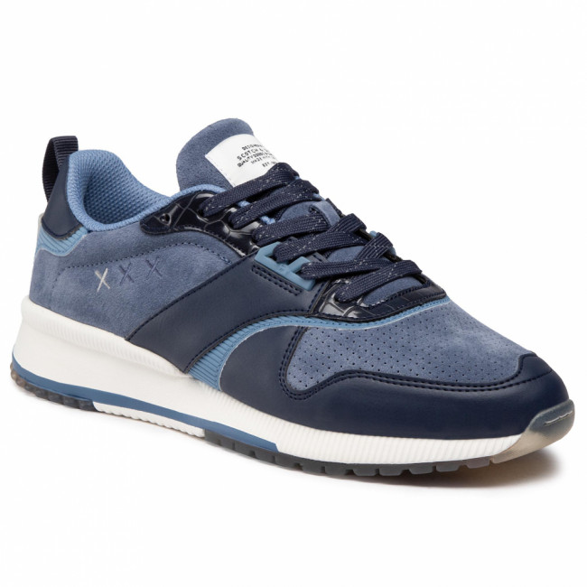 Sneakersy SCOTCH & SODA - Vivex 21831218 Navy Blue S654