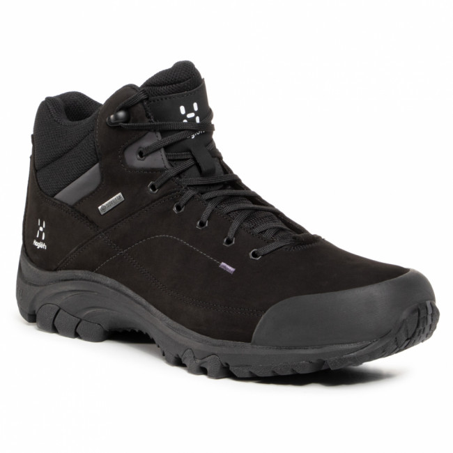 Trekingová obuv HAGLÖFS - Ridge Mid Gt Men 497800  True Black