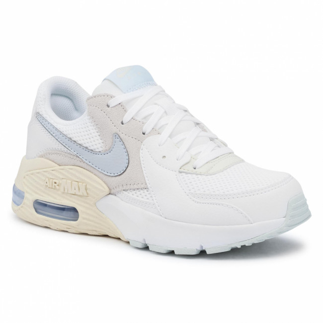 Topánky NIKE - Air Max Excee CD5432 104 White/Aura/Pale Ivory