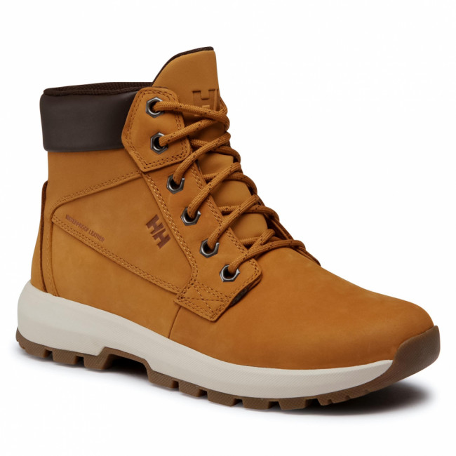 Outdoorová obuv HELLY HANSEN - Bowstring 116-15.726 Honey Wheat/Cream/Sperry Gum