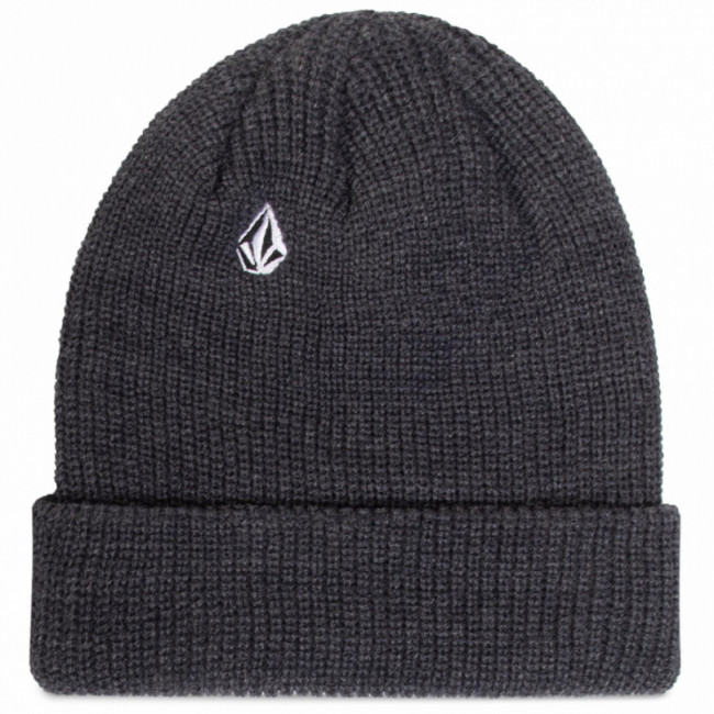 Čiapka VOLCOM - Full Stone Beanie D5831510  Charcoal Heather