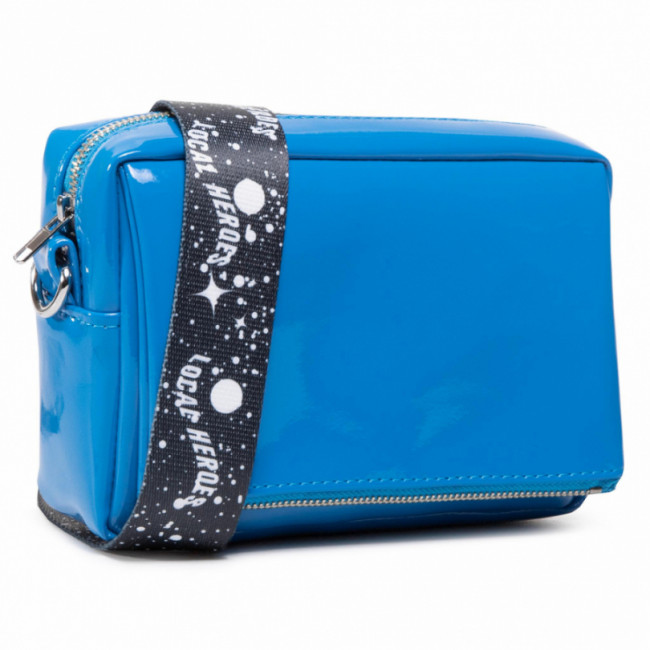 Kabelka LOCAL HEROES - Fit It All Mini Bag AW2021BAG011  Blue