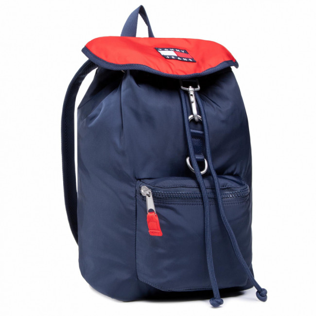 Ruksak TOMMY JEANS - Tjm Heritage Backpack Nylon AM0AM06637 0GY