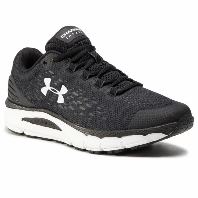 Topánky UNDER ARMOUR - Ua Charged Intake 4 3022591-001 Blk